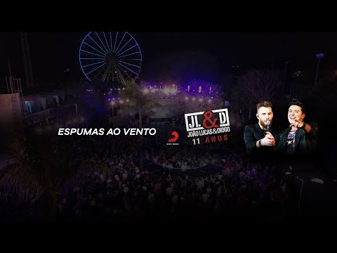 João Lucas & Diogo - Espumas Ao Vento [Clipe Oficial]