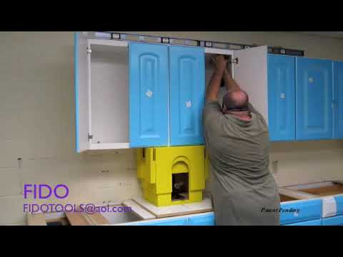 Cabinet installation youtube solutioingenieria Images