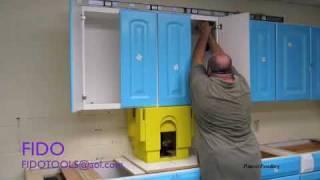 Do It Yourself Kitchen Cabinet Installation Fido