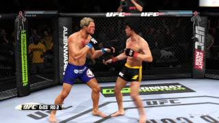 Ufc 2014 Bruce Lee Gameplay Ps4 MP3