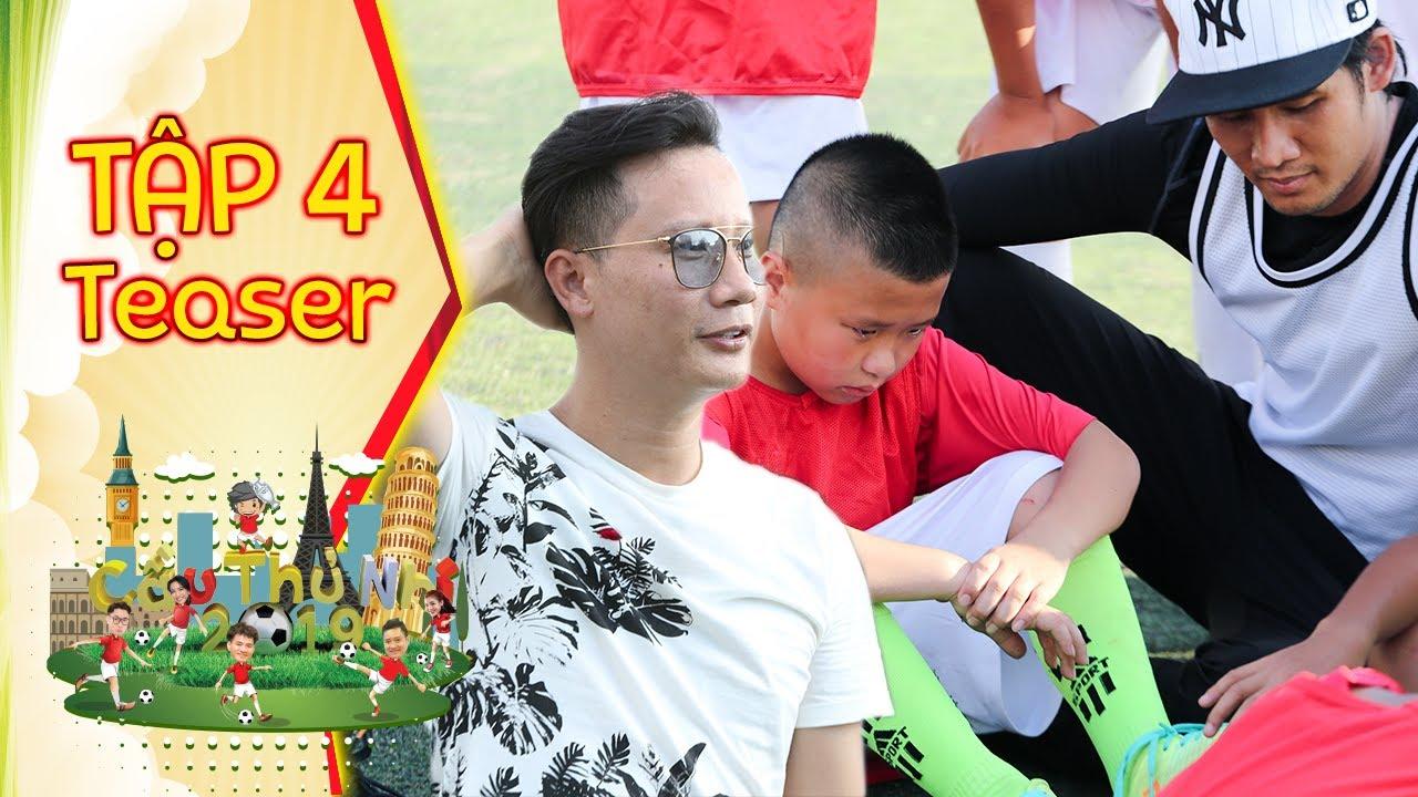 Hoàng Bách, Thanh Thức truyền lửa bóng đá cho top 17 | Cầu Thủ Nhí 2019 | Teaser Tập 4