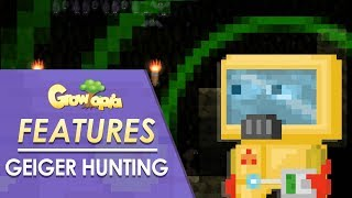 Growtopia Features - Geiger Hunting