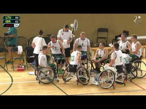 25 06 2017 Lithuania vs   Israel Men's