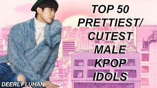 [UPDATED] Top 50 Prettiest/Cutest Male Kpop Idols (Biased list)