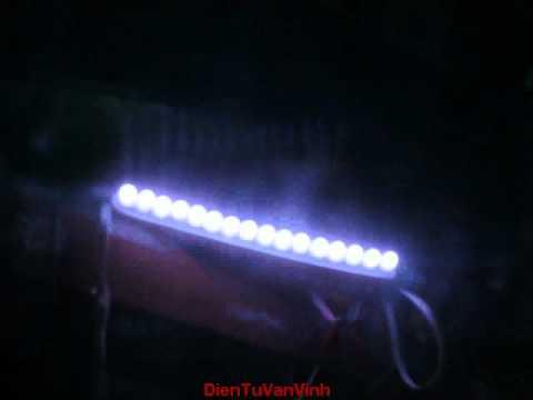 LED Flash  mạch nhấp nháy