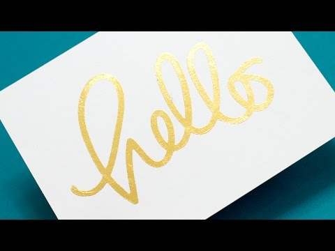 5-ways-to-add-gold-foil