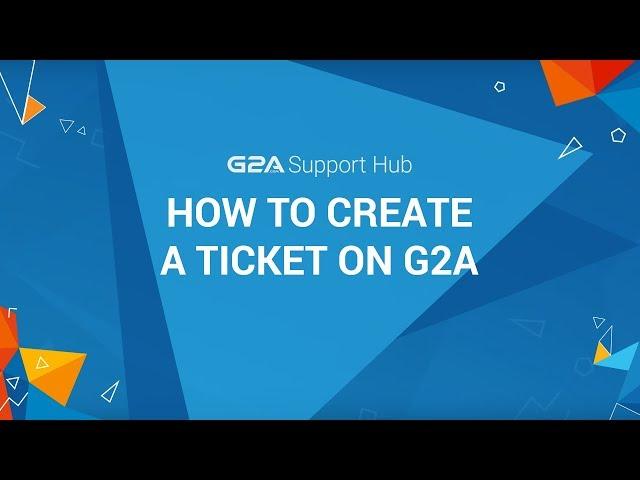 Support Hub - G2A COM