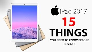 NEW iPad 9.7 (2017) - 15 THINGS You Didn't Know! iPad 検索動画 7