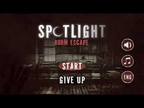 Spotlight Room Escape Walkthrough (Awakening - Part 1)