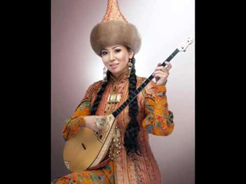 Айгүл Қосанова - Халық әні - Шилі өзен / Aigul Kosanova - Kazakh folk song ''Shil ozen'' /