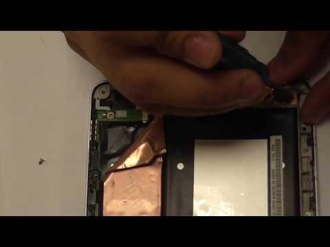 Google Nexus 7 Repair USB Port Replacement How To