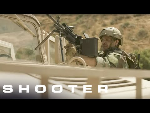 Shooter | Season 2: Behind the Scenes Interview with Jerry Ferrara