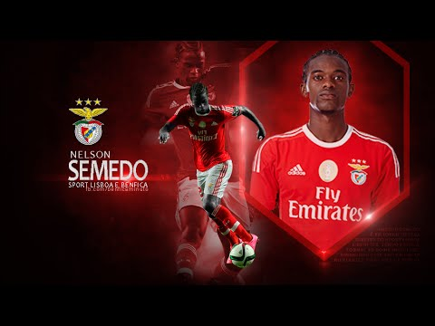 NELSON SEMEDO ● Goals, Skills, Assists | Benfica ● 2015/16 ||HD||