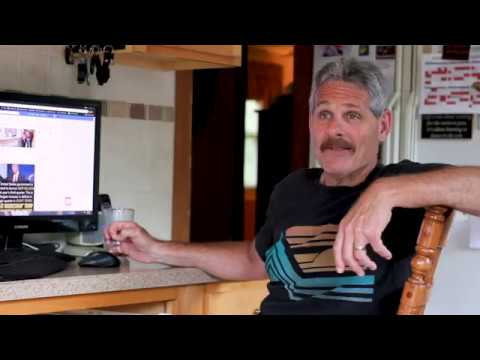 The Ace & TJ Show - Dad Becomes a Facebook Addict!