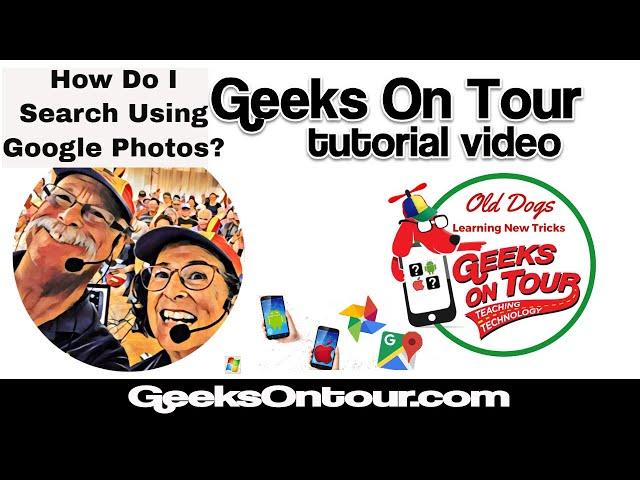How Do I Search Using Google Photos? Tutorial Video 606