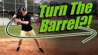 "MLB Hitter explains ""Turning The Barrel"" (with Antonelli Baseball)"