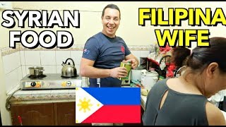 FILIPINO-SYRIAN Family in their FILIPINO HOUSE 🇵🇭🏡 (BULACAN) Fiesta