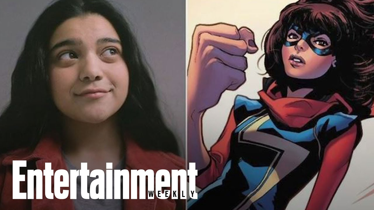 Newcomer Iman Vellani Cast As 'Ms. Marvel' For Disney+ | News Flash