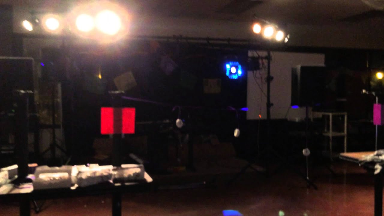 On-Stage Lighting System 1 from Guitar Center & On-Stage Lighting System 1 from Guitar Center - YouTube