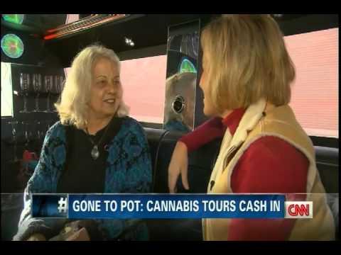 CNN Reporter Gettin' Stoned on Colorado Cannabis Tour
