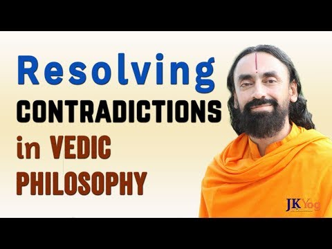 Resolving Contradictions in Vedic Philosophy | Q&A with Swami Mukundananda