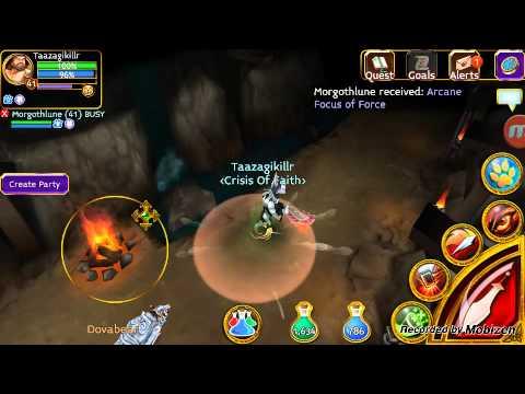 Arcane Legends: Farming A Ribbit's Egg