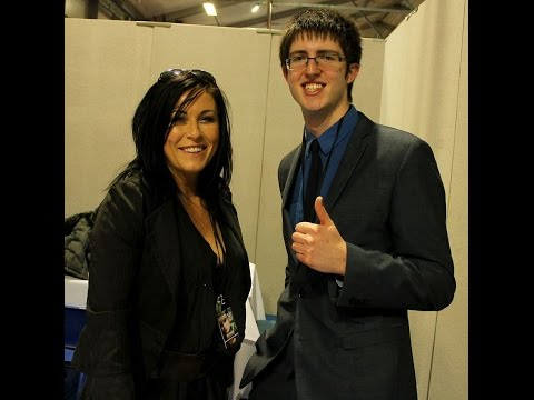 The Andrew Adams Show Interviews Jessie Wallace