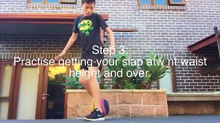 Slap Latw NT Tutorial   Football Freestyle