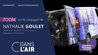 Gros plan sur la campagne de Nathalie Goulet - C dans l'air
