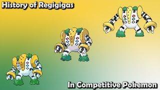 How BAD was Regigigas ACTUALLY? - History of Regigigas in Competitive Pokemon (Gens 4-7)