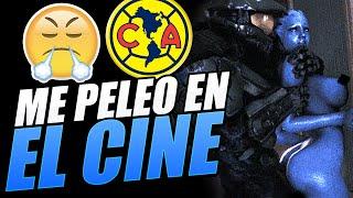 ME PELEO EN EL CINE | Las PatoAventuras de Mozcs #7