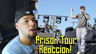 Gambar cover Residente - Prison Tour TrackRecord reaccion Tempo en prison?