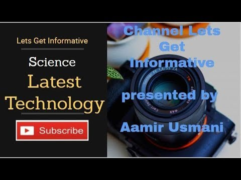 Science , Technology Latest News Channel Lets Get Informative