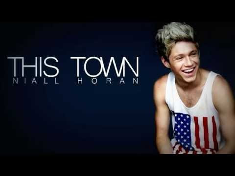 Niall Horan - This Town  Lyric Video!