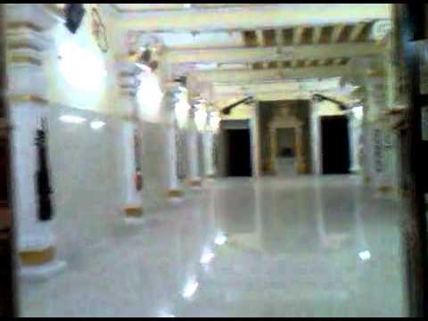 Saint Thyagaraja's Renovated House at Thiruvaiyaru. Thanjavur.Tamilnadu. India