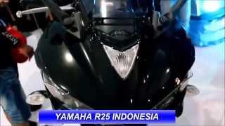 YAMAHA R25 2014 | DETAIL YAMAHA R25 INDONESIA | YAMAHA R25 TEST RIDE