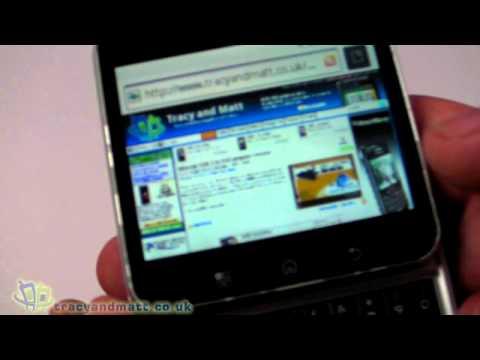 Motorola FlipOut demo video