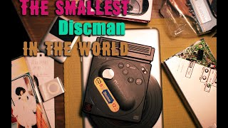 소니 CDP  DEMO - DISCMAN D-88