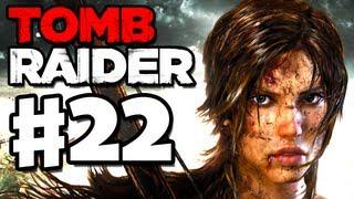Tomb Raider - 2013 Gameplay Walkthrough Part 22 - Flooded Vault (PC, XBox 360, PS3)