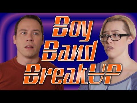 Boy Band Breakup