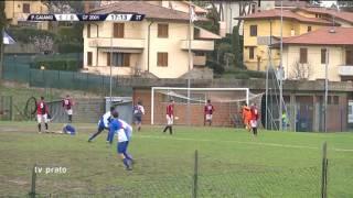 Poggio a Caiano-C.F.2001 3-3 Prima Categoria Girone B