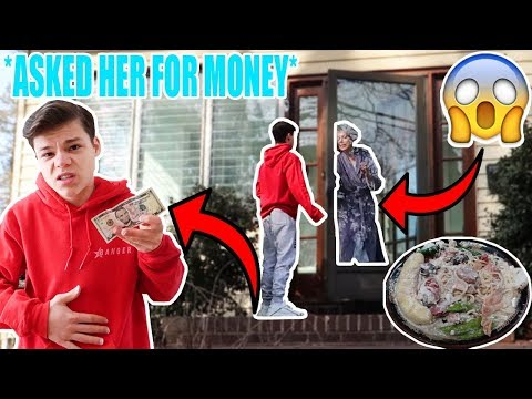 I LIVED OFF $5 FOR A DAY! *IMPOSSIBLE*