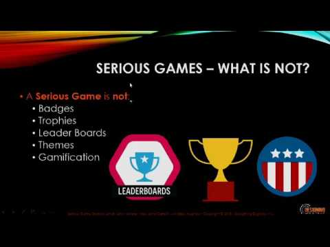 Secrets to Effective Serious Games and Gamification Approaches