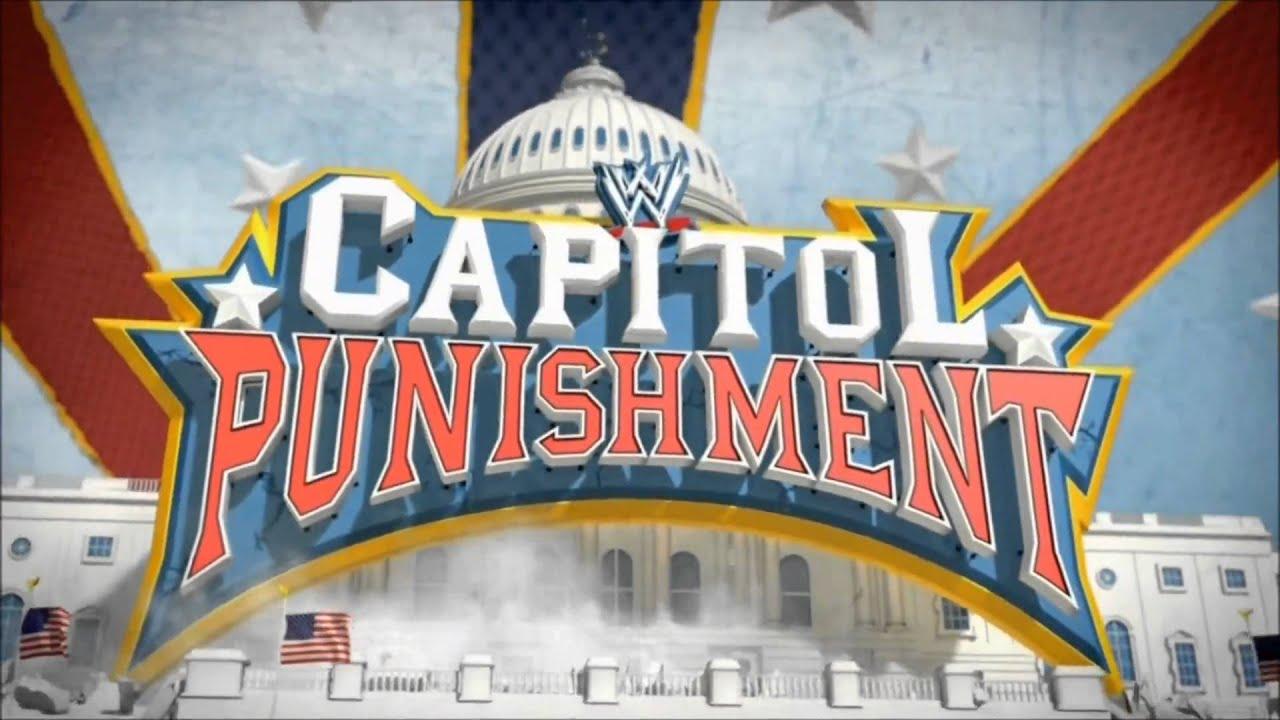 WWF/WWE Opening - Intro & Pyro - Capitol Punishment 2011 ...