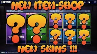Fortnite New Item Shop 25.05.2018 New Skins Sumpfmann Fortnite ITEM SHOP New Skins