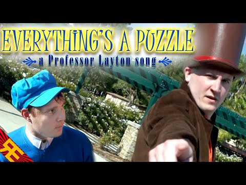 Everything's A Puzzle: A Professor Layton Song