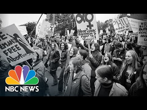 The Fight For Women's Rights | Flashback | NBC News