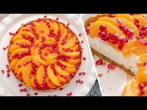 ФРУКТОВЫЙ ТАРТ без духовки и заморочек | очень вкусный десерт со сливочным кремом и фруктами