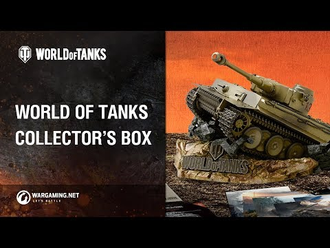 World of Tanks Collector's Box