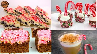 Top Candy Cane Recipes for Christmas